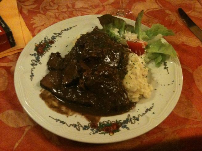 Seasoned Steak