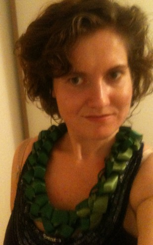 While I only had enough materials for one lei, once I got around to making one I was pretty happy with the result. Although I was expecting something that looked more like this: http://www.leiorders.com/TiLeafLei2.jpg. What I got is also very pretty and infinitely preferable to a silk flower or plastic version!